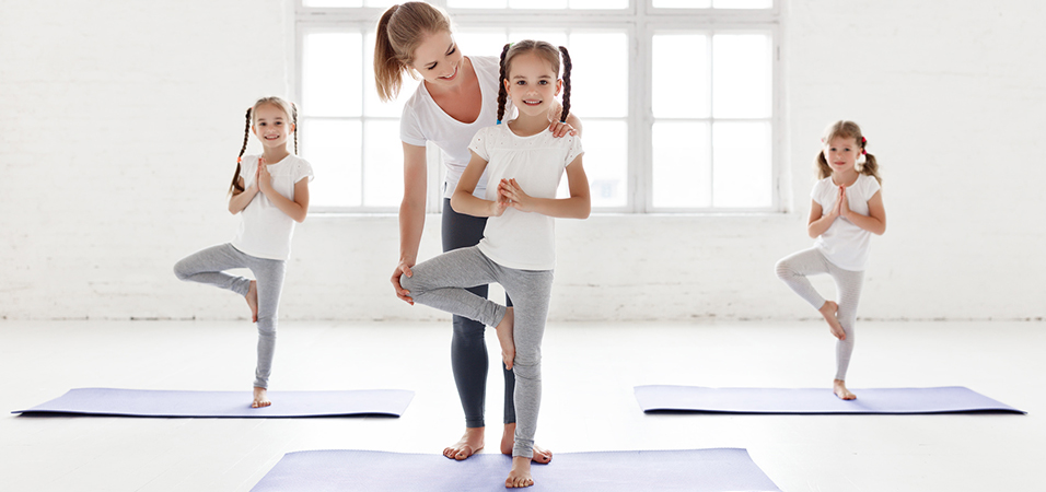 Kinderyoga Trainer